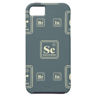 Chemistry of the business. iPhone SE/5/5s case