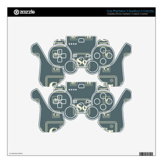 Chemistry of the business. PS3 controller decal