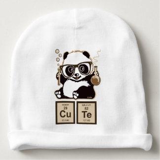 Chemistry panda discovered cute baby beanie