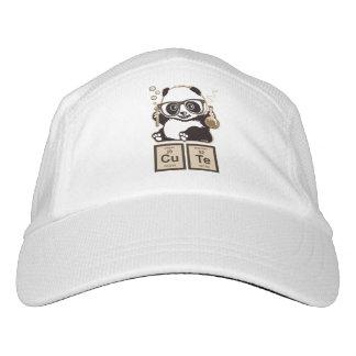 Chemistry panda discovered cute headsweats hat