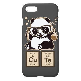 Chemistry panda discovered cute iPhone 7 case