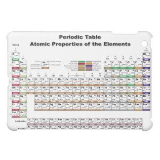 Chemistry Periodic Table  iPad Mini Cases