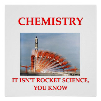 chemistry posters