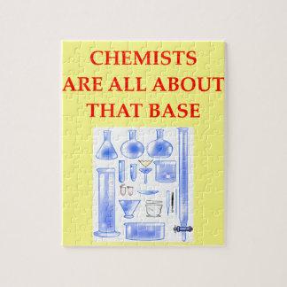 CHEMISTRY JIGSAW PUZZLE