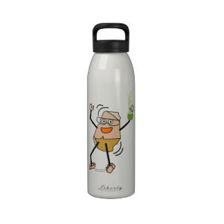 Chemistry Rock Water Bottle