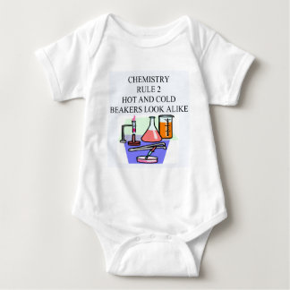 chemistry rule 2 baby bodysuit