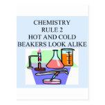 chemistry rule 2 post card