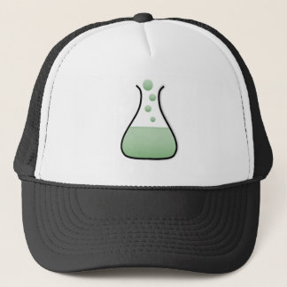 Chemistry Science Beaker Trucker Hat