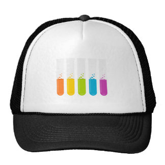 Chemistry Science Test Tubes Trucker Hat