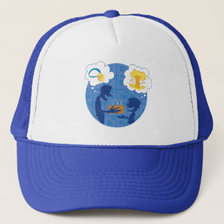 Chemistry Set Trucker Hat