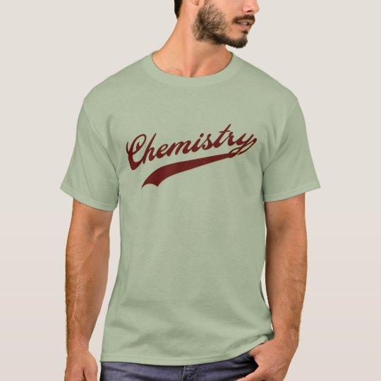 Chemistry Swoosh T-Shirt