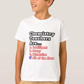 Chemistry Teacher Quiz...Joke T-Shirt