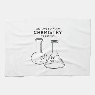 Chemistry Together Towel