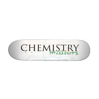 ChemistryMatters Skate Board