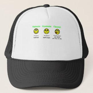 Chemist's Point of View Trucker Hat