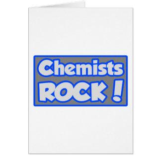 Chemists Rock! Cards