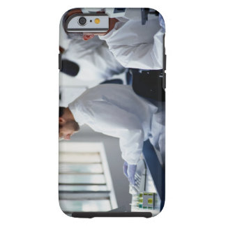 Chemists Working in a Laboratory Tough iPhone 6 Case