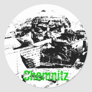 Chemnitz Etiqueta