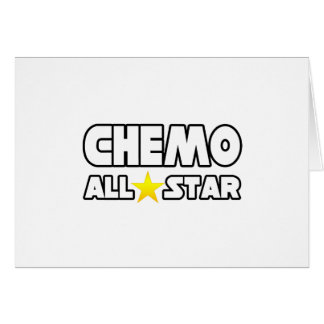 Chemo All Star Tarjetón