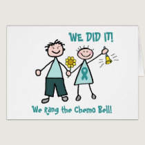Chemo Bell - Cervical Cancer Card