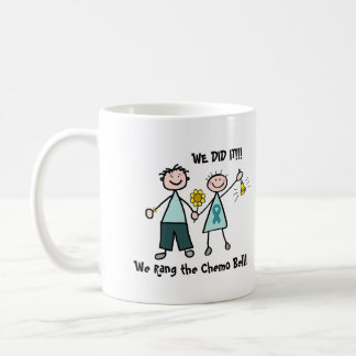 Chemo Bell - Cervical Cancer Coffee Mug