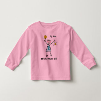 Chemo Bell - Cervical Cancer Toddler T-shirt