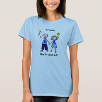Chemo Bell - Colon Cancer Man T-Shirt