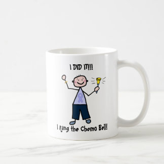 Chemo Bell - General Cancer Male Coffee Mug