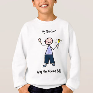Chemo Bell - General Cancer Male Sweatshirt