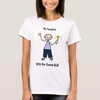 Chemo Bell - General Cancer Male T-Shirt