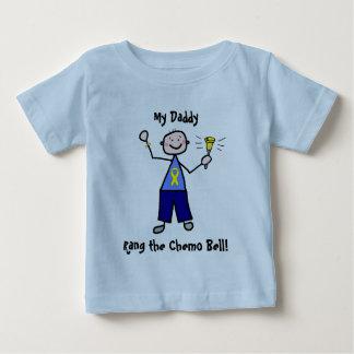 Chemo Bell - Yellow Ribbon T-shirts