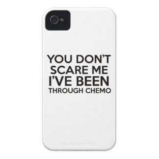 chemo cancer iPhone 4 cover