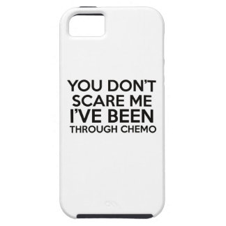 chemo cancer iPhone SE/5/5s case