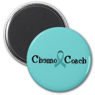 Chemo Coach - Cervical Cancer Magnet