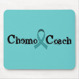 Chemo Coach - Cervical Cancer Mouse Pad