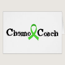 Chemo Coach - Green Ribbon Card