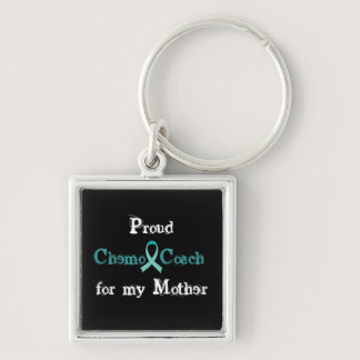 Chemo Coach Mother Keychain