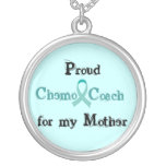 Chemo Coach Mother Necklace