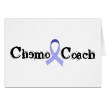Chemo Coach - Periwinkle Ribbon
