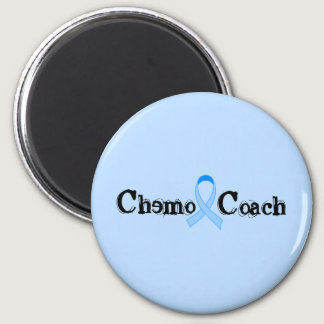 Chemo Coach Prostate Cancer Magnet