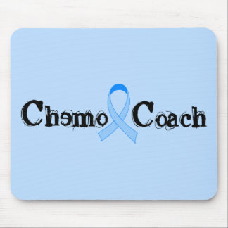 Chemo Coach Prostate Cancer Mouse Pad