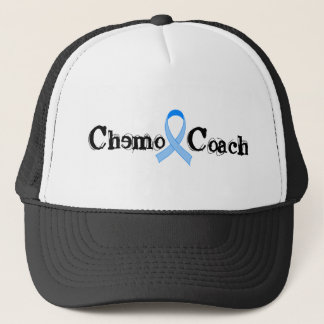 Chemo Coach Prostate Cancer Trucker Hat