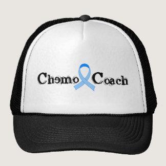 Chemo Coach Prostate Cancer Trucker Hat