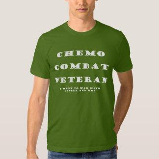 Chemo Combat Veteran Shirt