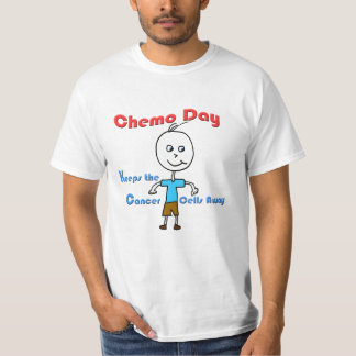 Chemo Day Any Cancer Boy T-Shirt