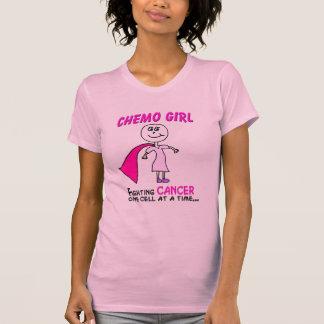 CHEMO GIRL CANCER T-Shirt