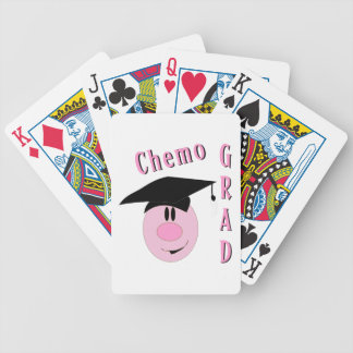 Chemo Grad Bicycle Playing Cards
