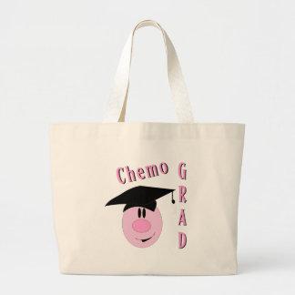 Chemo Grad Large Tote Bag