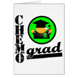 Chemo Grad Non Hodgkins Lymphoma Ribbon Greeting Cards