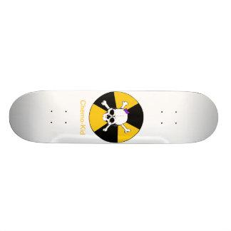 chemo-kid skate board